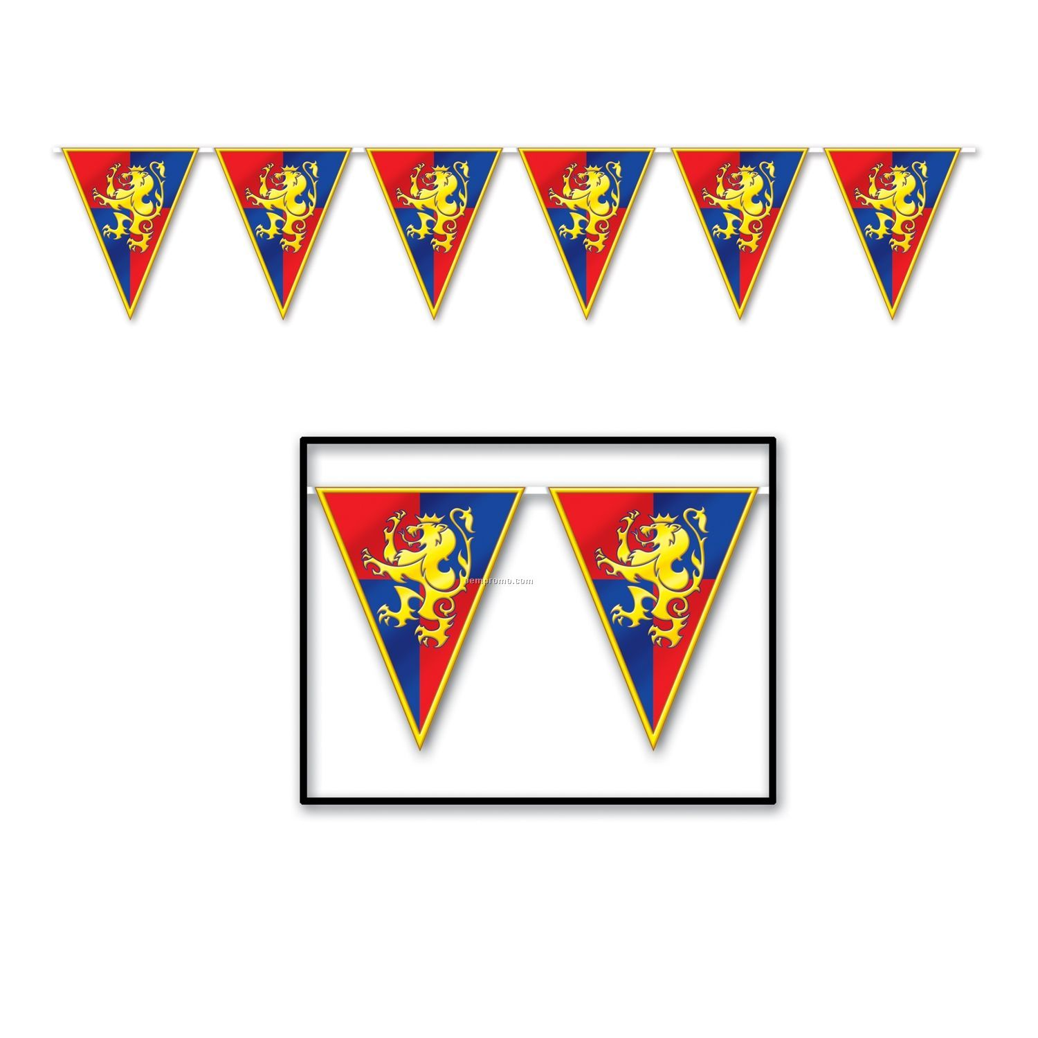 Medieval Pennant Banner,China Wholesale Medieval Pennant Banner