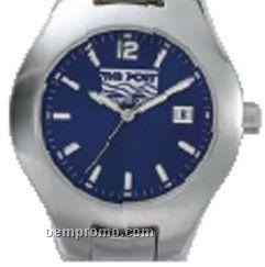 Pedre Men's Contempo Metal Watch W/ Stainless Steel Bracelet
