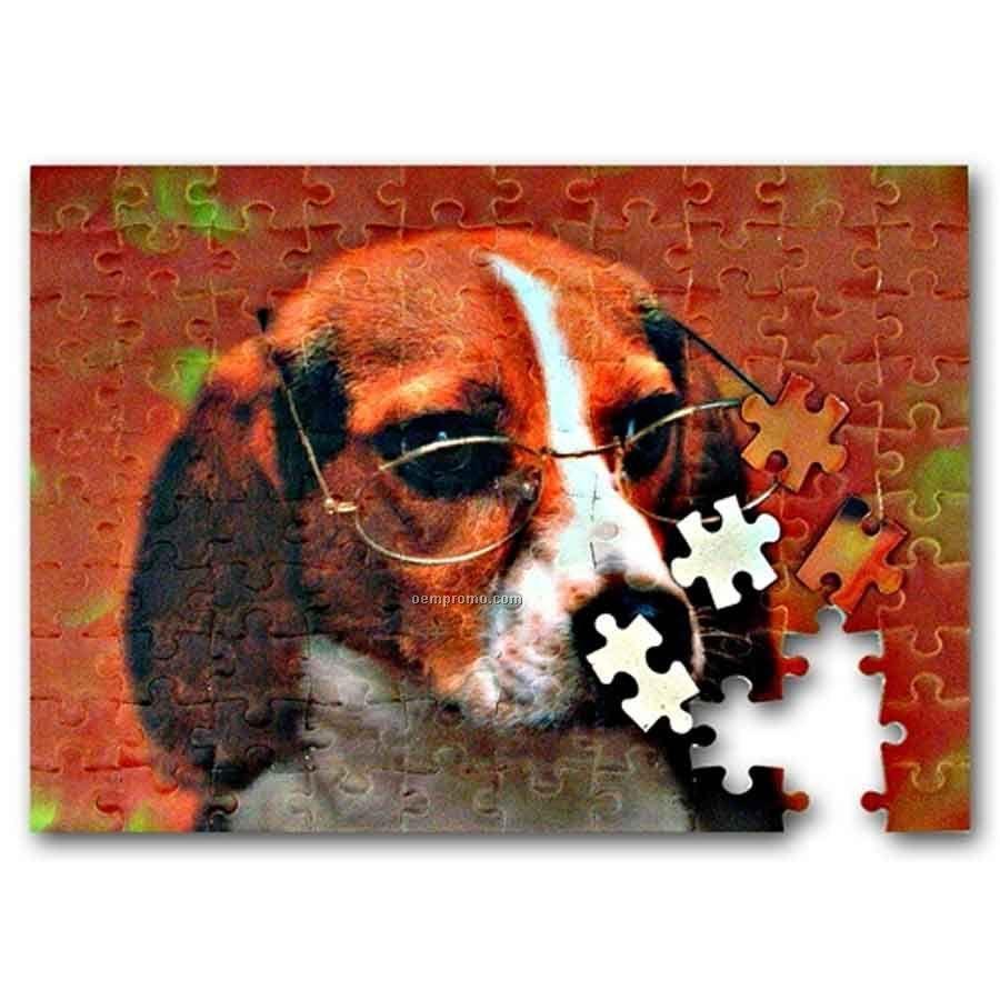 3d Lenticular Puzzle (Custom)
