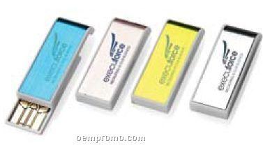 Push Open Slim Cob Flash Drive