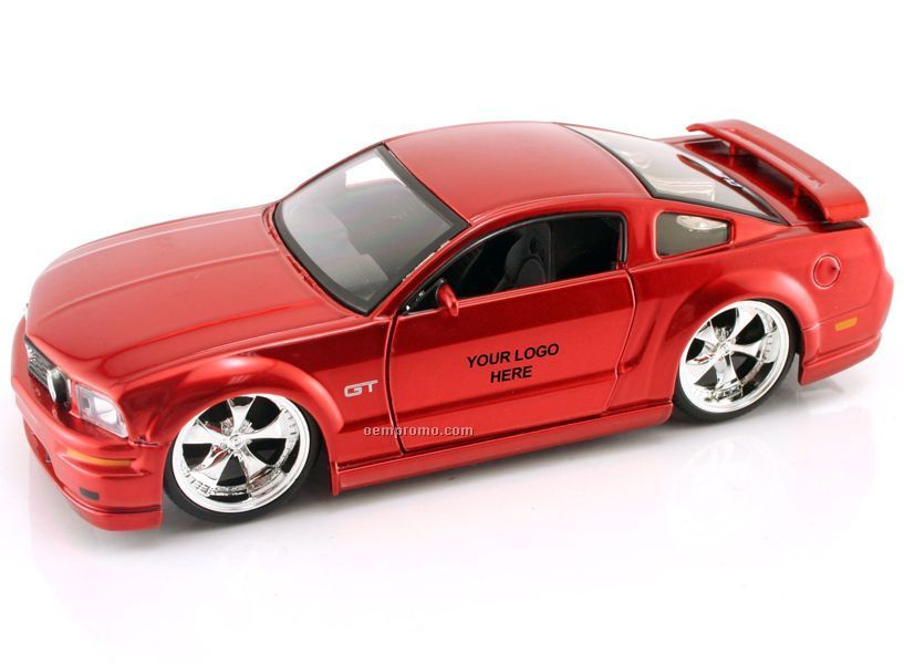 "5 1/2"" Ford Mustang Die Cast Replica Car"