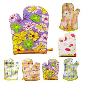Pot Holder Oven Mitt