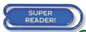 Standard Clippy Clip / Bookmark