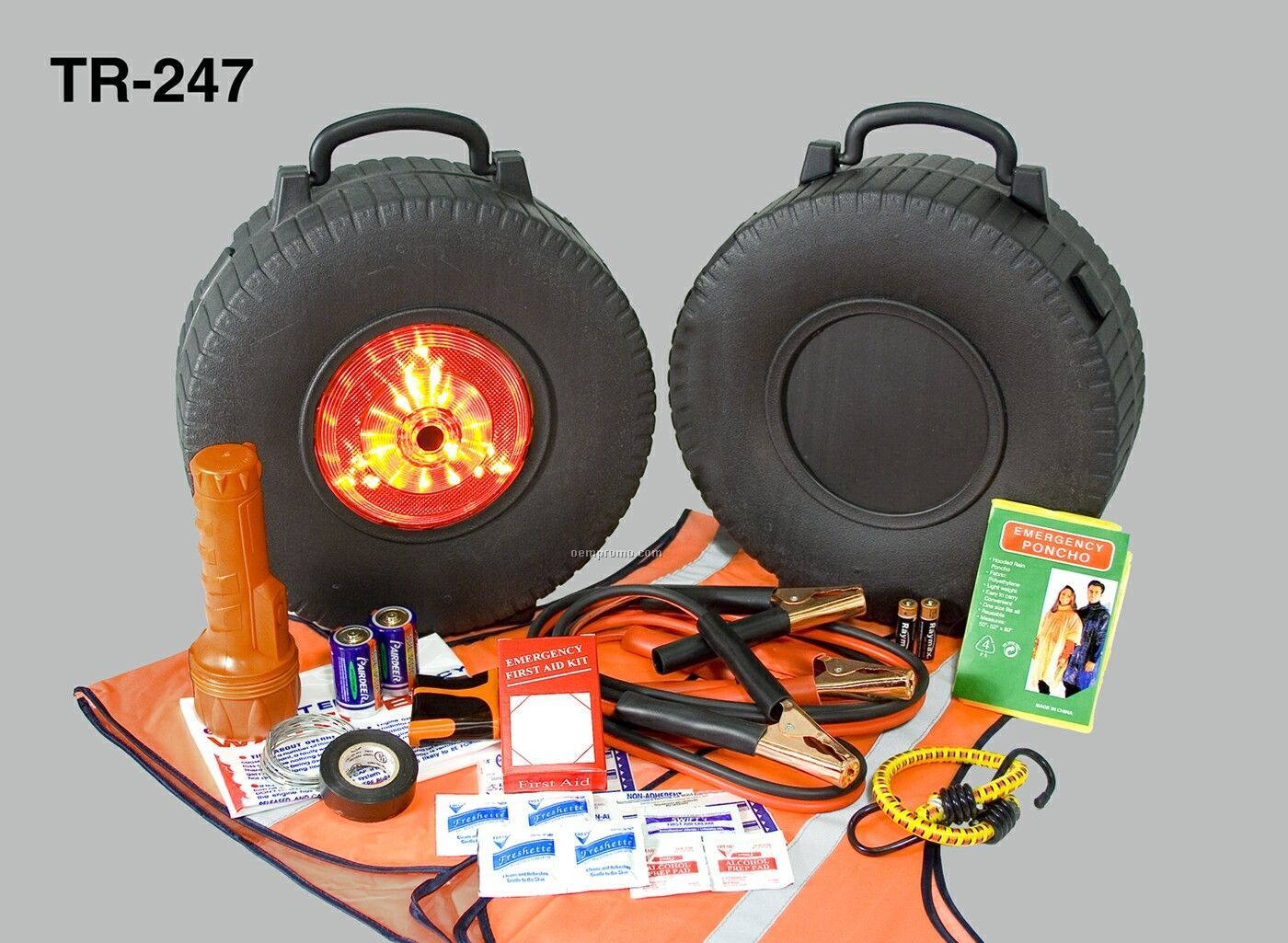 Tire Shaped Highway Kit