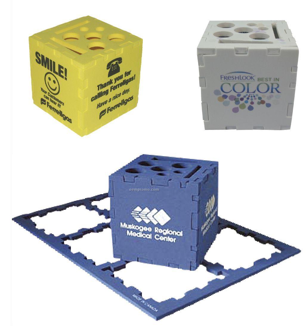 Foam Desktop Puzzle Cube