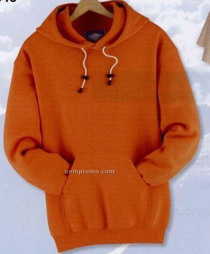 Long Sleeve Hooded Pullover Sweatshirt