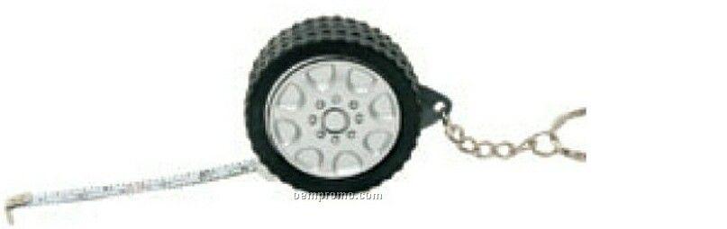Tire Shape Tape Measure (Direct Import)