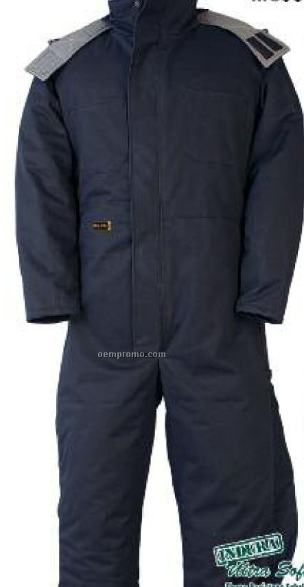 10 Oz. Ultra Soft Epic Winter Coverall W/ 12 Oz. Modaquilt Lining (S-xl)