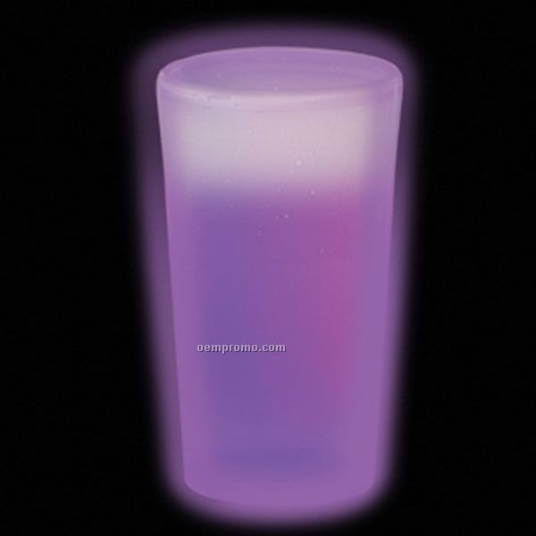 16 Oz. Purple Glow Cup