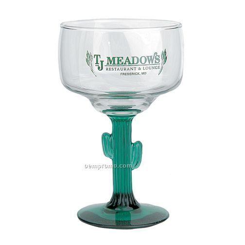 12 Oz. Cactus Margarita Glass