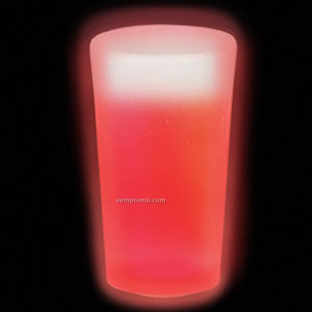 16 Oz. Red Glow Cup