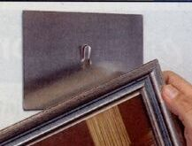 """Magnetic Picture Hanger (1 1/2""""X2"""")"""