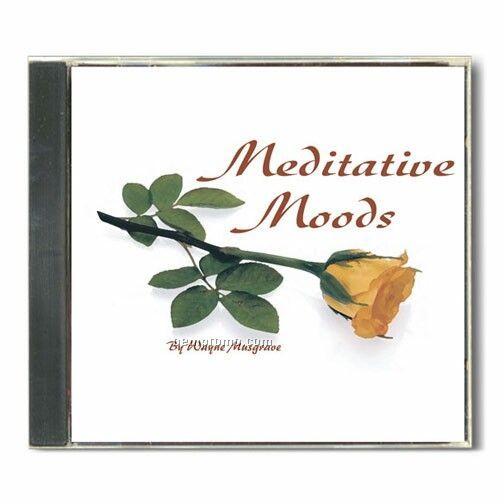 Meditative Moods Easy Listening Music CD