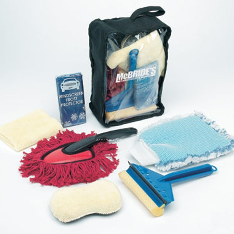 Ruff Ready Car Care Kit
