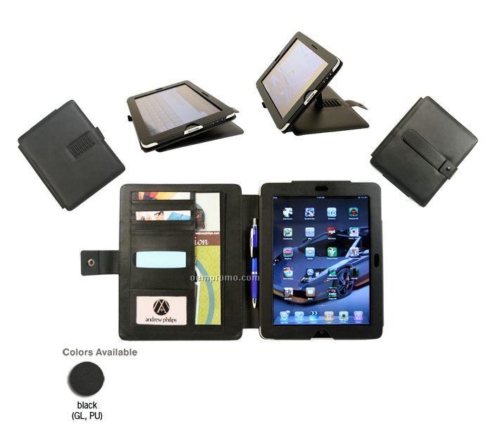 Van Dona Genuine Leather Ipad Case