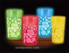 12 Oz. Hibiscus Glow Cup