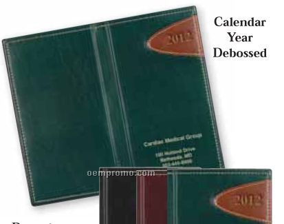 Providence Horizontal Monthly Planner