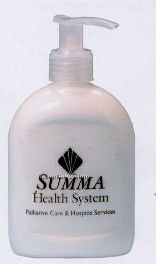 Bottle W/Natural Pump Dispenser - Antibacterial Hand Lotion /Soap / 7.5 Oz.