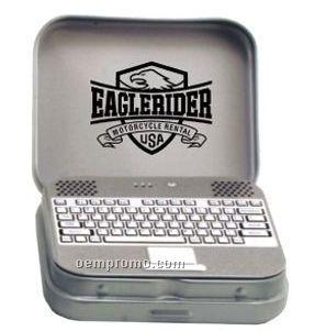 Empty Laptop Designed Tin (2 Day Service)