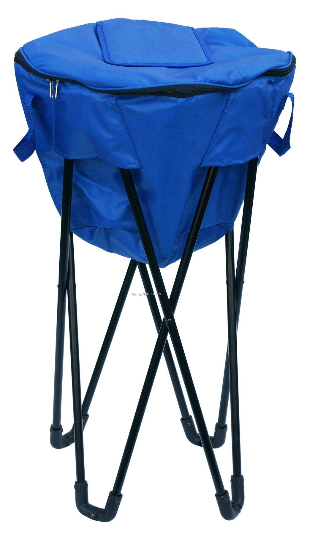 Direct Import Large Capacity Cooler With Collapsible Stand