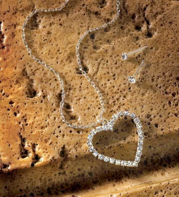 Sweetheart Jewelry Set
