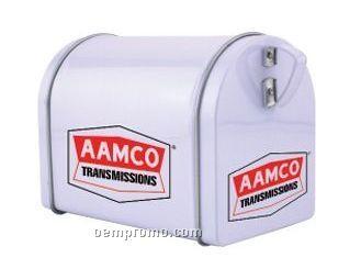 Empty Mailbox Tin