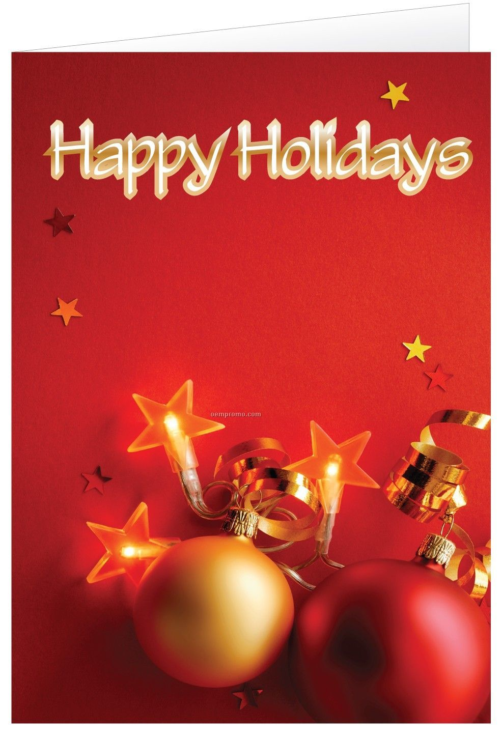 Happy holidays greeting cardchina wholesale happy holidays greeting happy holidays greeting card m4hsunfo
