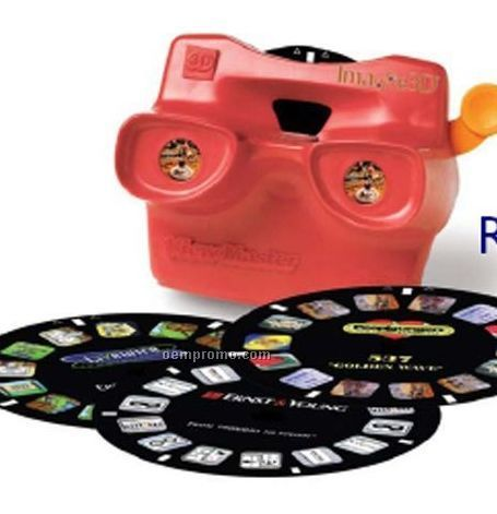 Image3d Film Reels - 6 Week Delivery