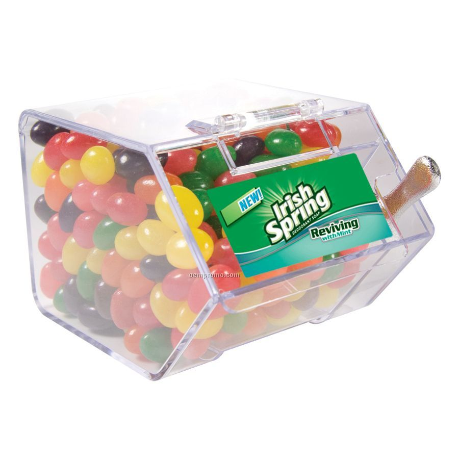 Large Candy Bin Filled With Jelly Bean
