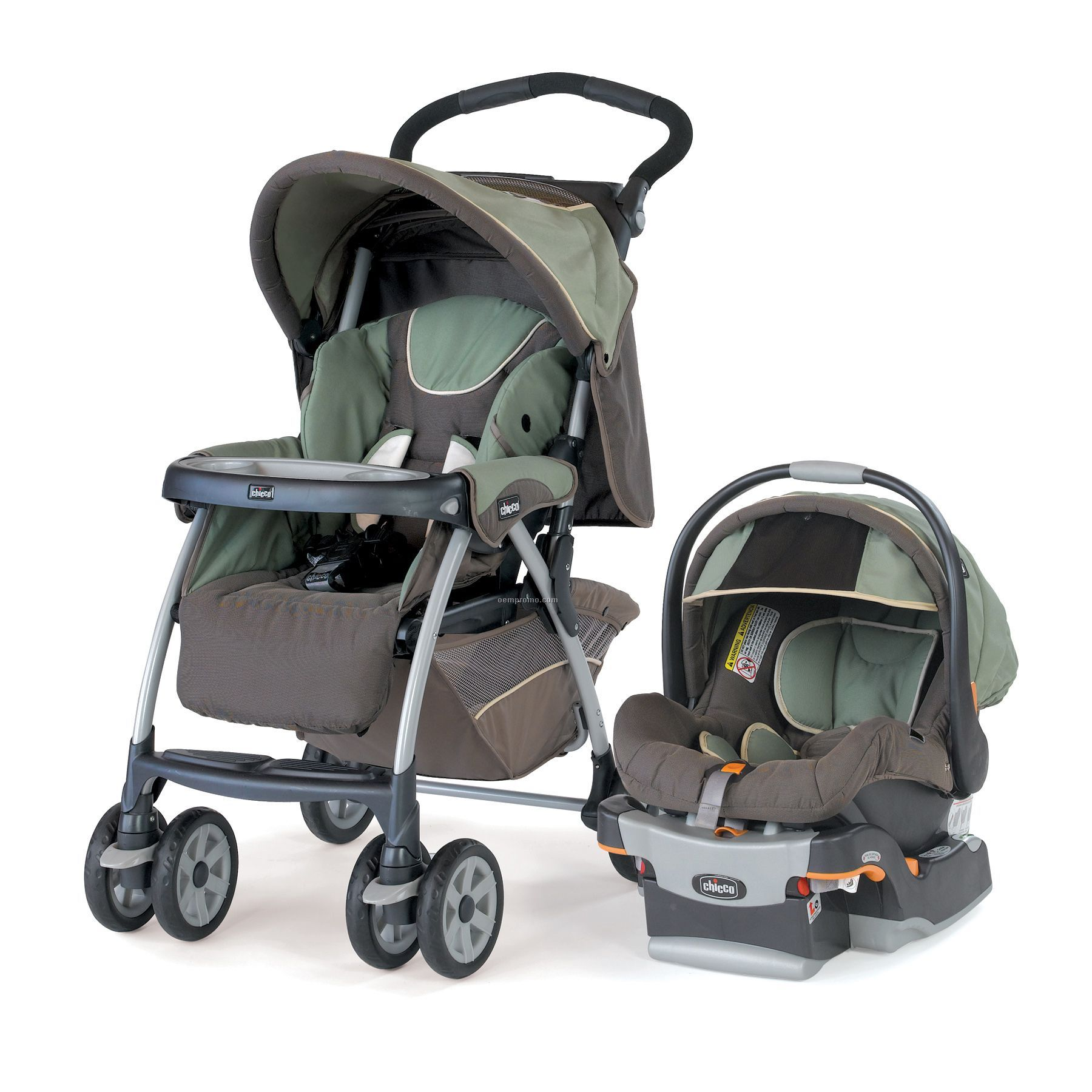 Chicco Cortina Keyfit 30 Travel System, Adventure