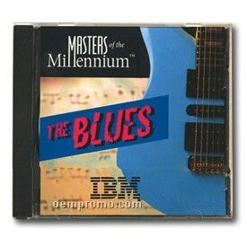Masters Of The Millennium Blues Music CD