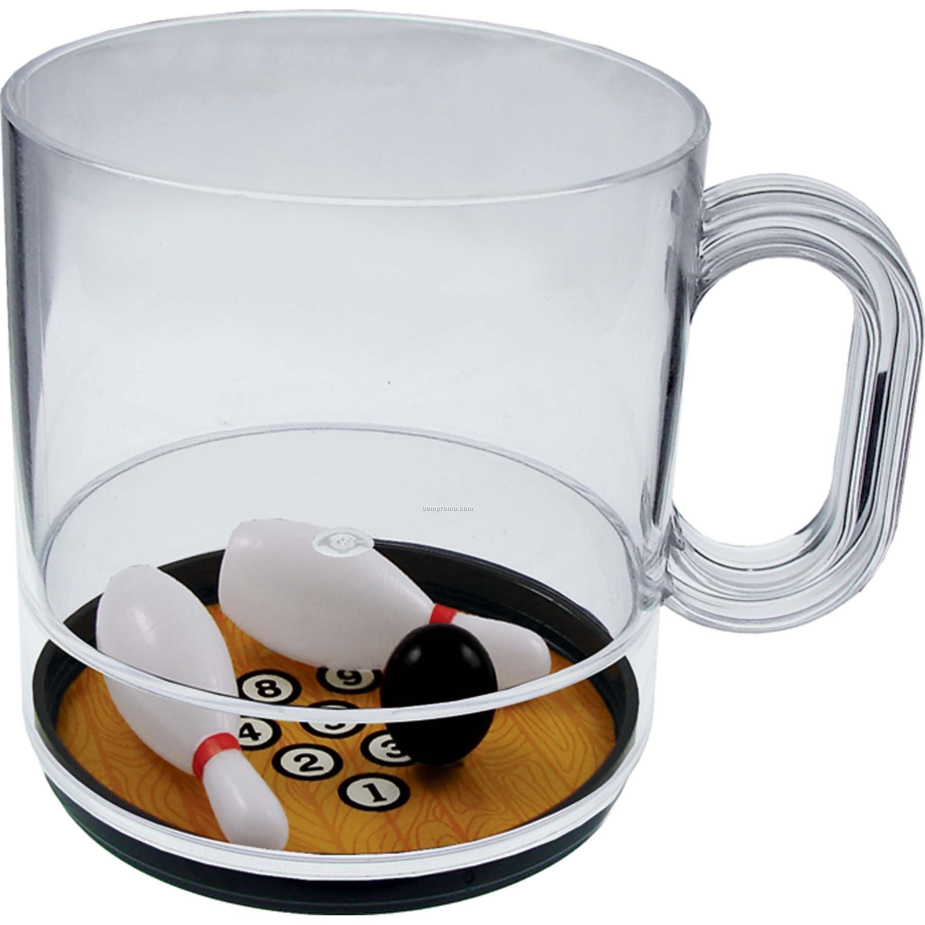 Pick It Up 12 Oz. Compartment Coffee Mug