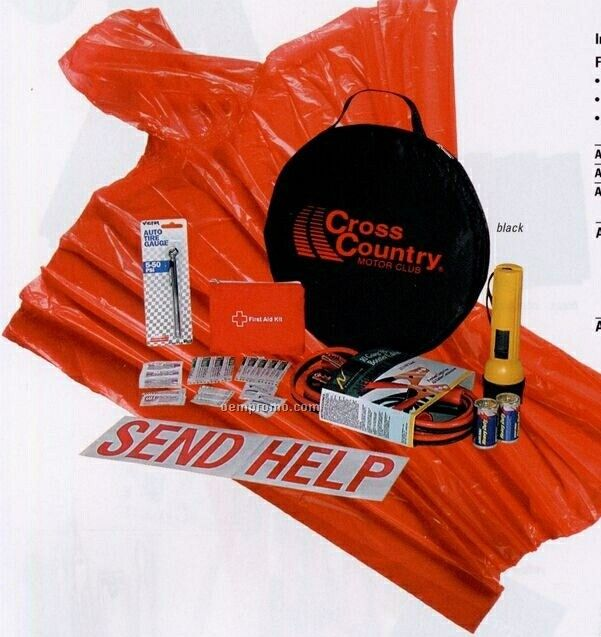 Standard Auto Emergency Kit