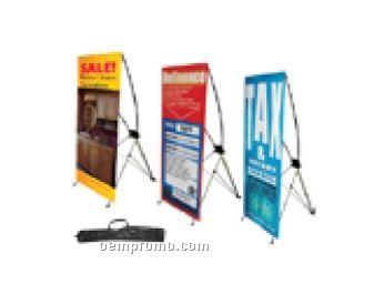 X-type Banner Stand