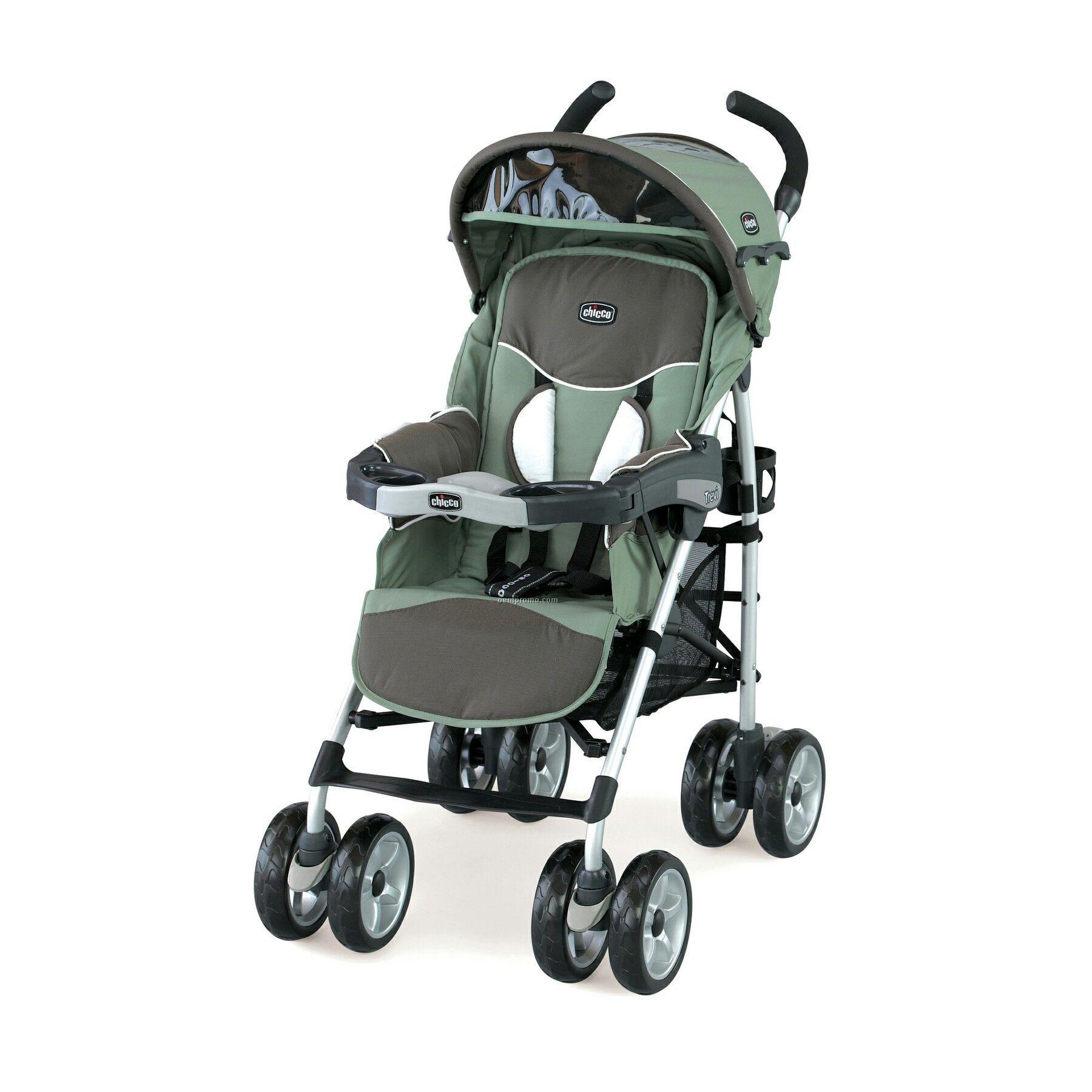 Chicco Trevi Full Size Lightweight Stroller Adventure