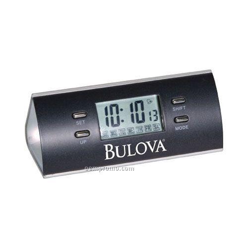 Executive Flashlight Desk Alarm Clock