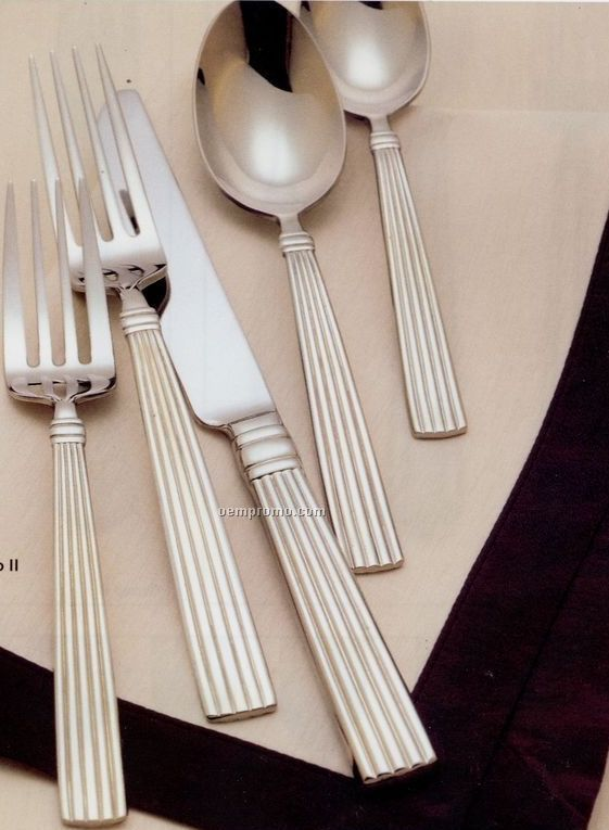 The Legacy Collection 18/10 Stainless Steel 65 Piece Set W/ Caddy