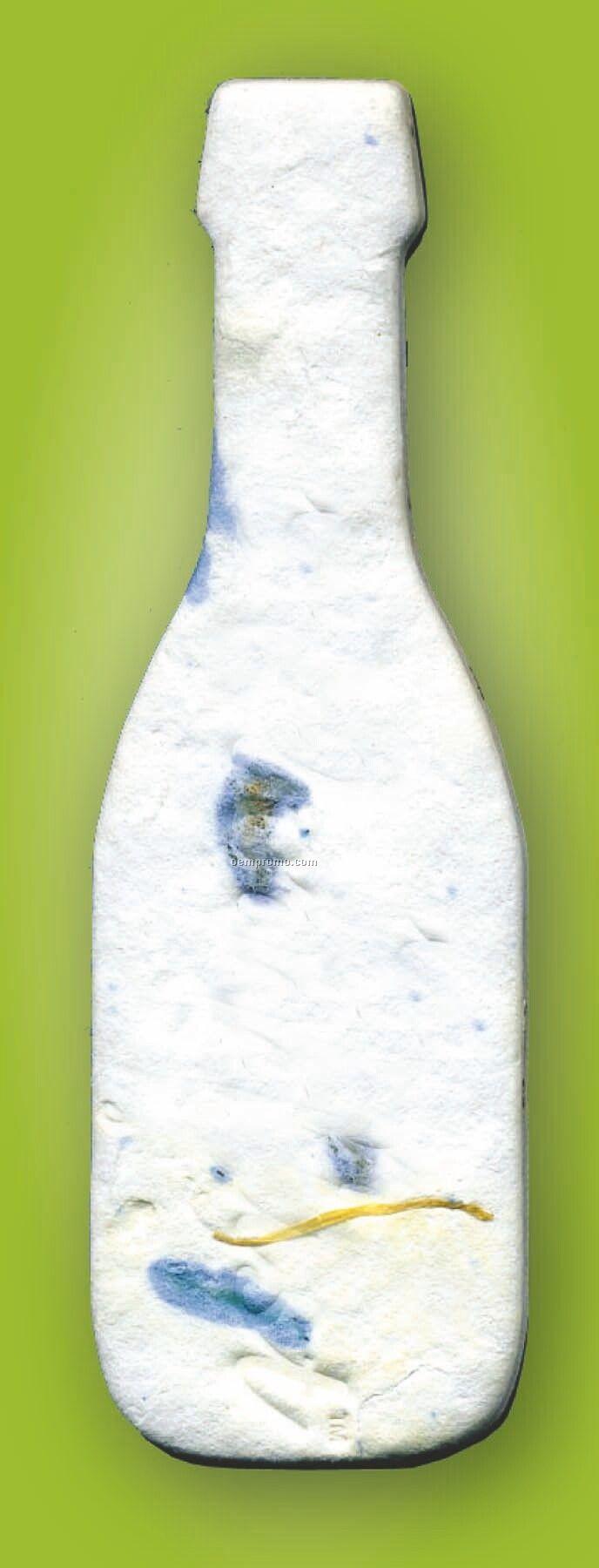 Forget Me Not Bottle Handmade Seed Plantable Mini