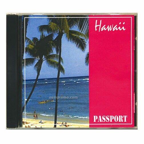 Hawaii Passport Travel CD