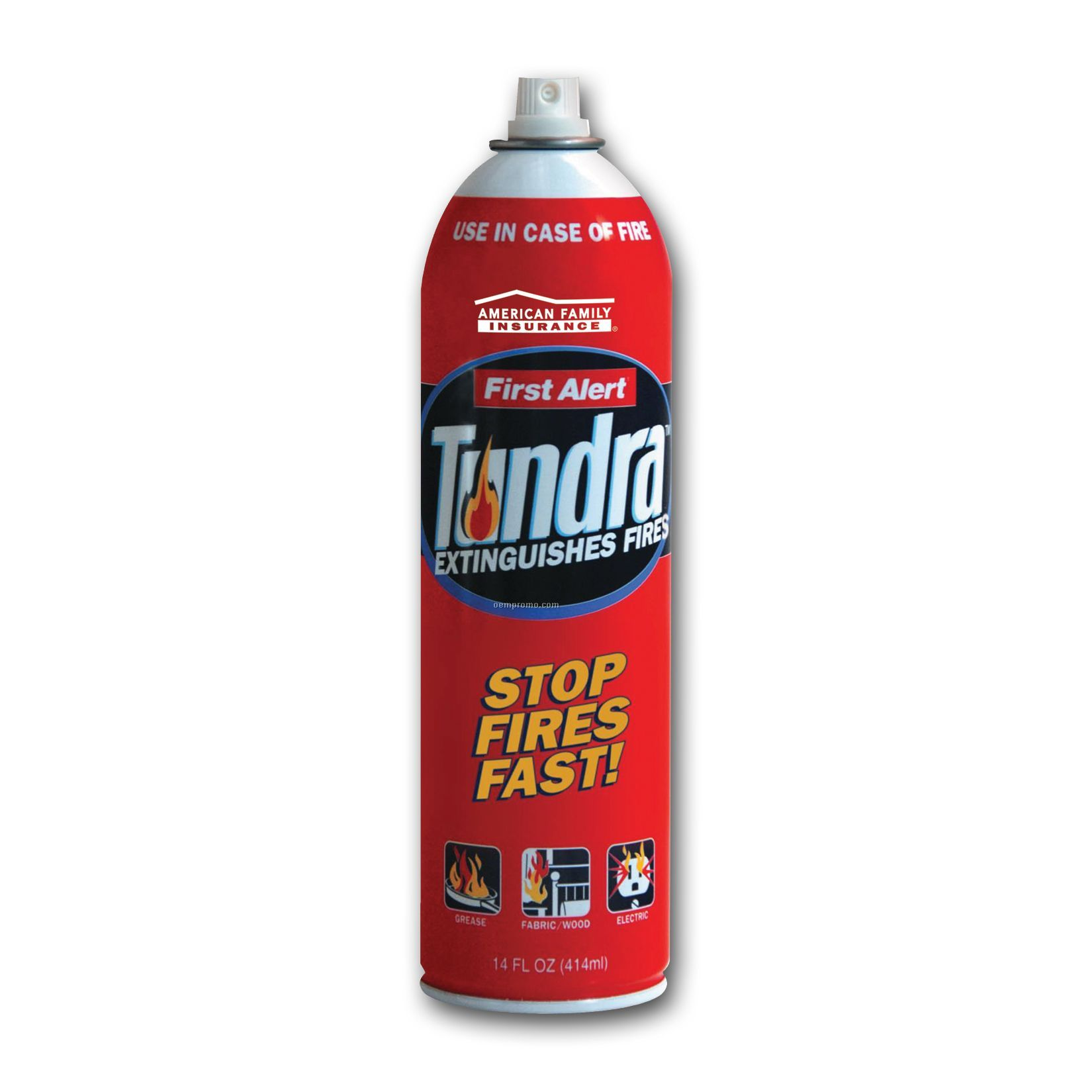 Tundra Fire Extinguishing Spray Aerosol 14 Oz