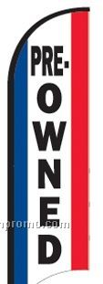 11' Street Talker Feather Flag Complete Kit (Pre Owned)