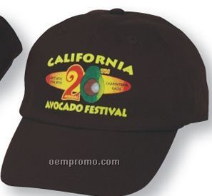 Eco Express Recycled Low Profile Cap (Embroidery)