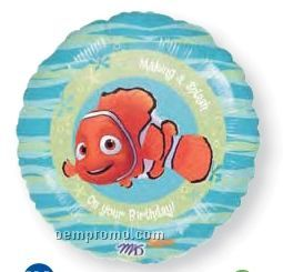 "18"" Finding Nemo Happy Birthday Balloon"