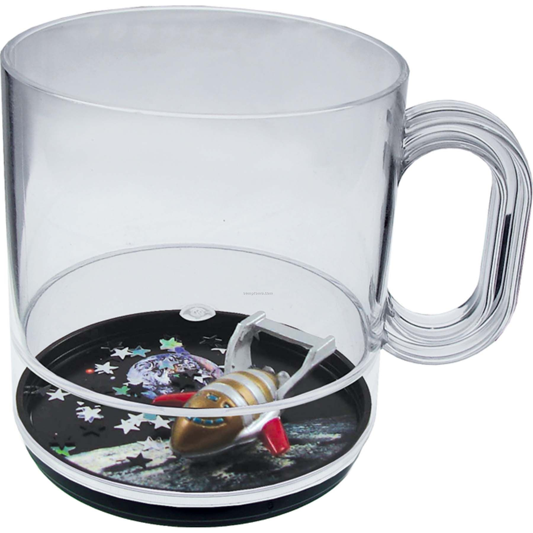 Space Voyager 12 Oz. Compartment Coffee Mug