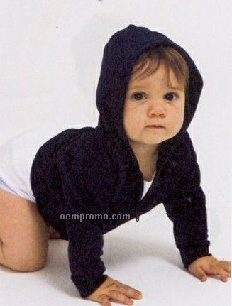 Infant Unisex California Fleece Zip-up Hoody Jacket