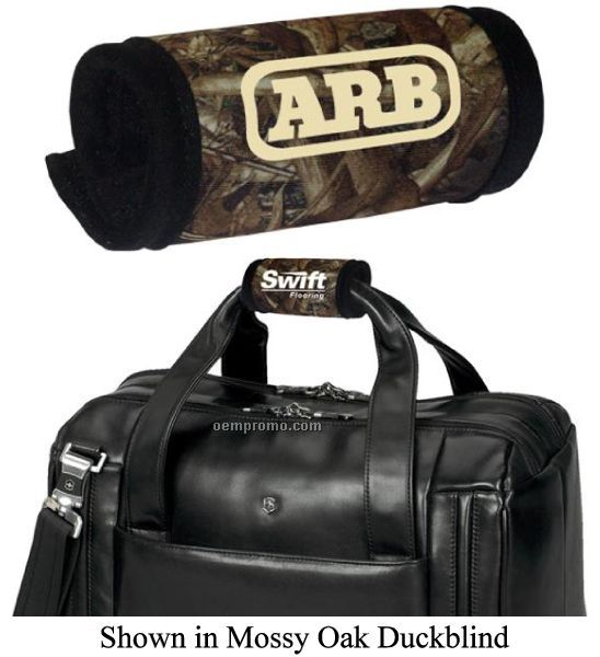 Mossy Oak Licensed Camo Premium Foam Padded Luggage Hand Grips