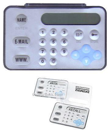 Promotekinc Electronic Organizer