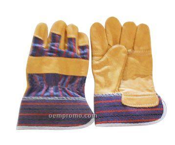 The Convenient Cowhide Welding Gloves