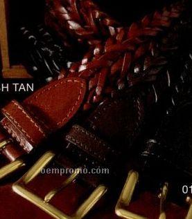 Unisex Signature Dress Belt (24-44)