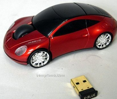 2.4g Wireless Car Mouse